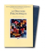 Encyclopédie philosophique universelle, tome 4 : Le discours philosophique