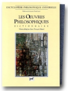 Encyclopédie philosophique universelle, tome 3 : Les Oeuvres philosophiques : dictionnaire